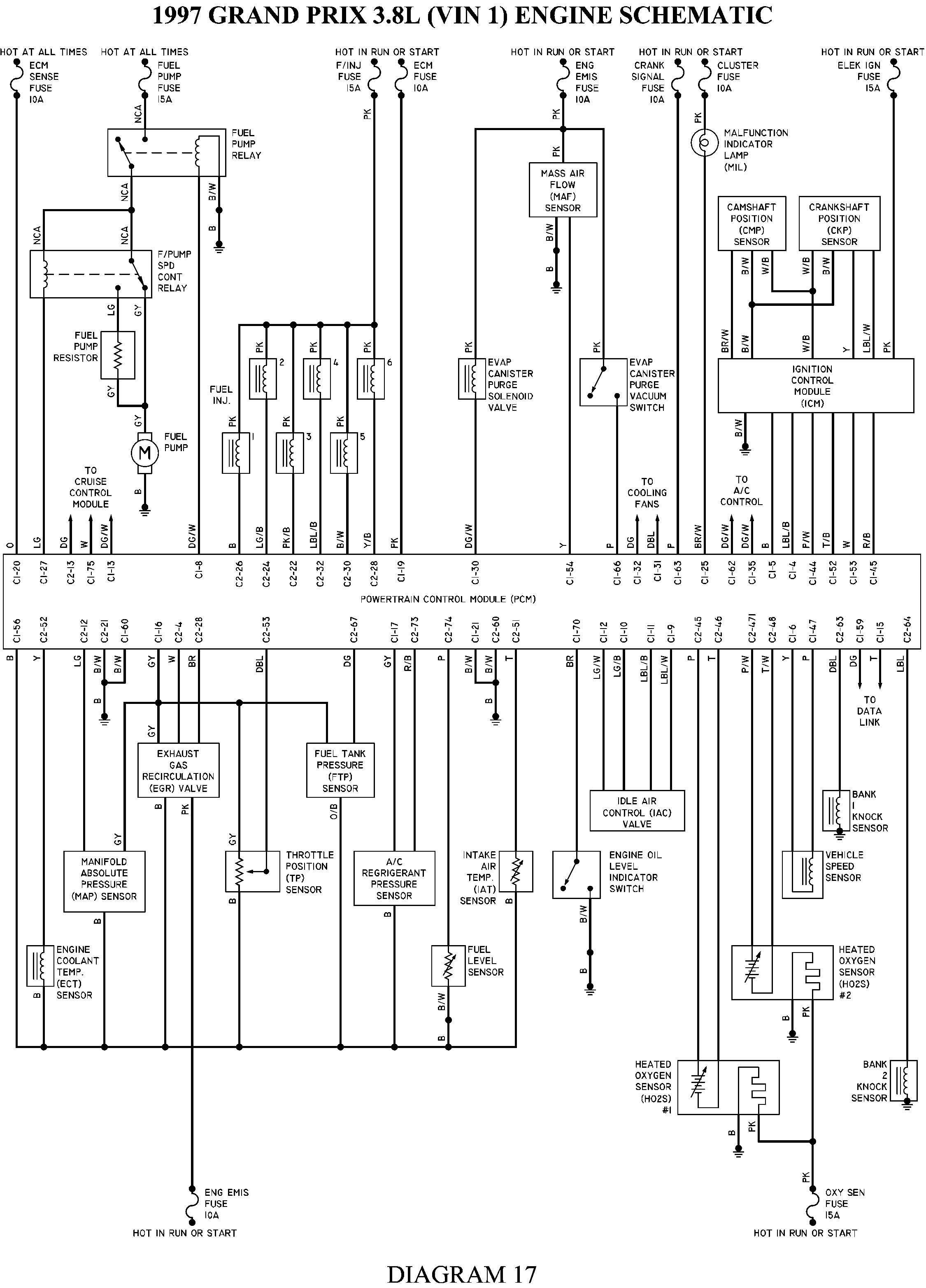 40 Pontiac Grand Prix Wiring Diagram   discus revolution Wiring ...