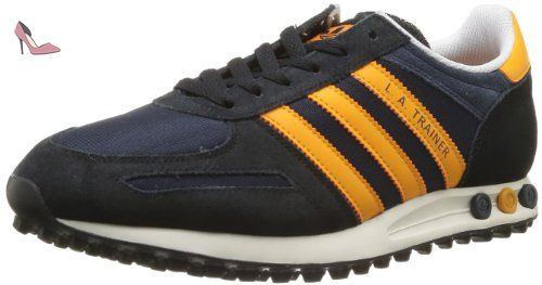Adidas Originals Fashion Mode La Trainer Bleu, Bleu