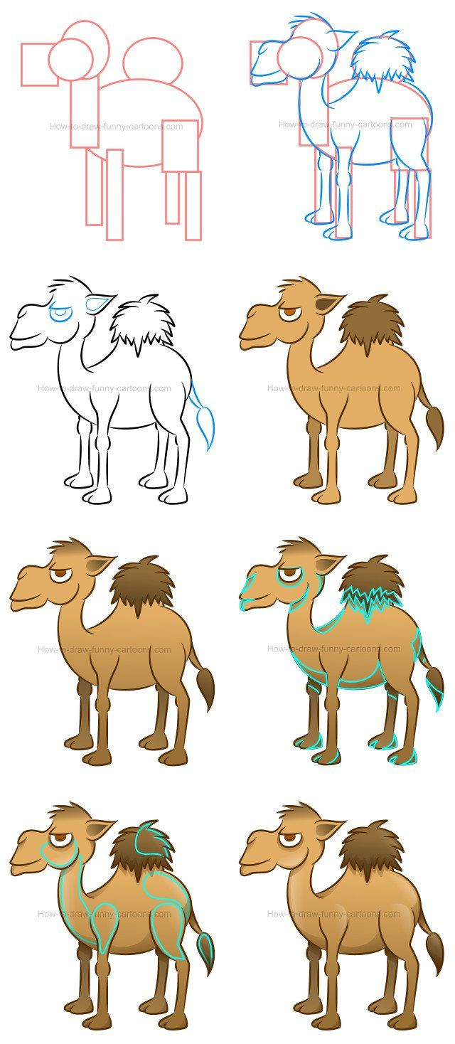 47+ How to draw a sitting camel inspirations
