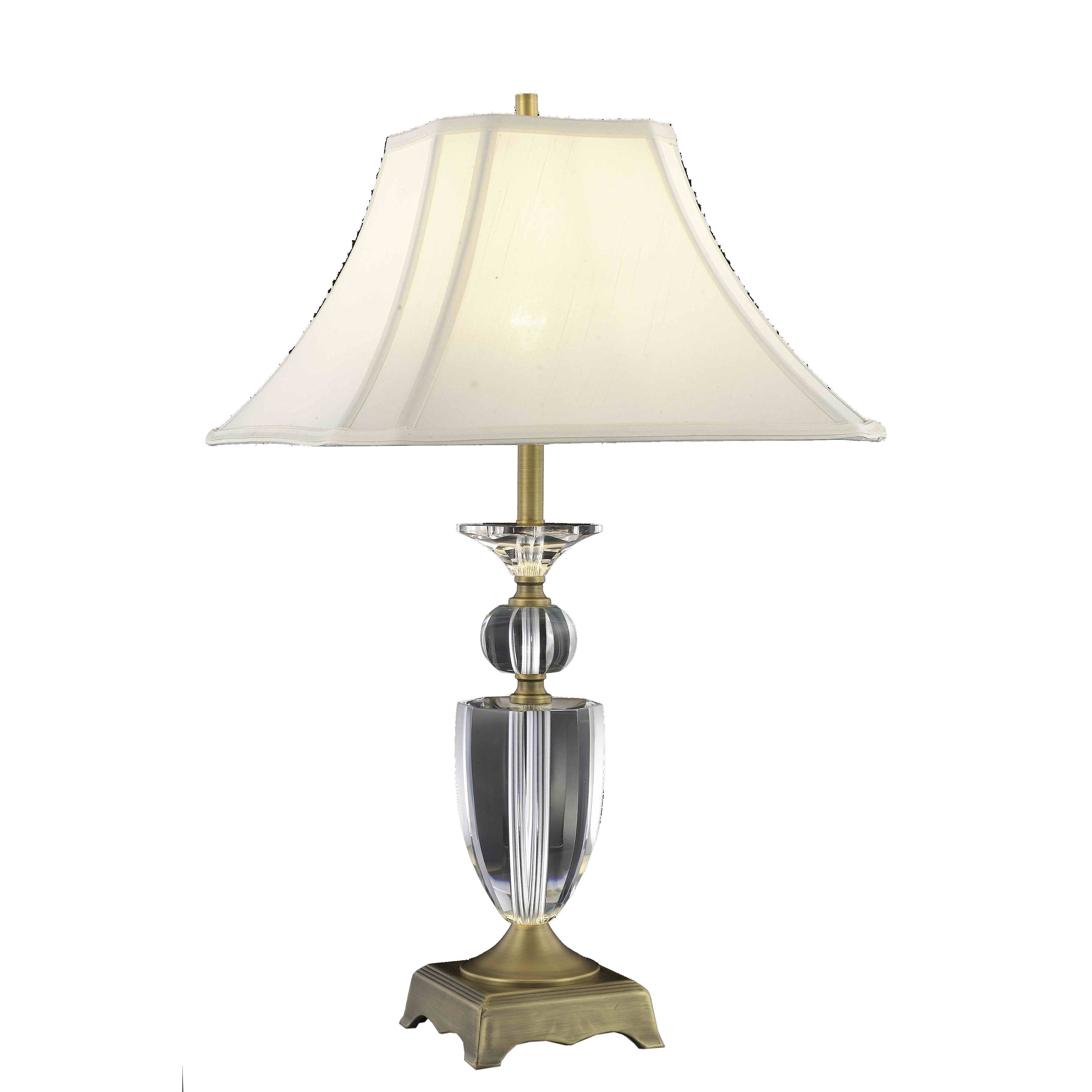 Somette poise table lamp products pinterest outlet store and somette poise crystal table lamp aged bronze crystal and metal lamp clear geotapseo Images