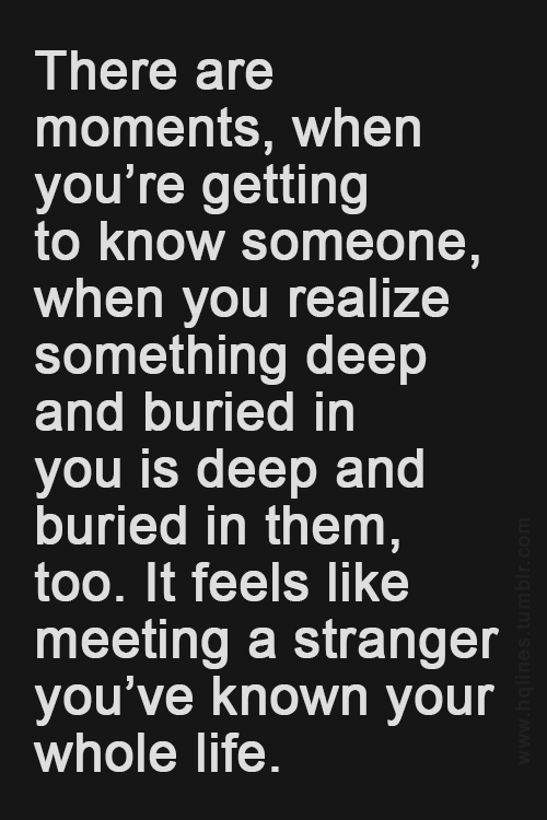 Kindred Spirits Intj It Happens So Rarely What Else Can You