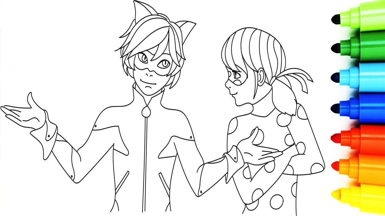 Miraculous Ladybug Coloring Pages Ladybug And Cat Noir Coloring Pages Fresh How To Draw Miraculous Entitlementtrap Com Ladybug Coloring Page Hello Kitty Coloring Coloring Pages