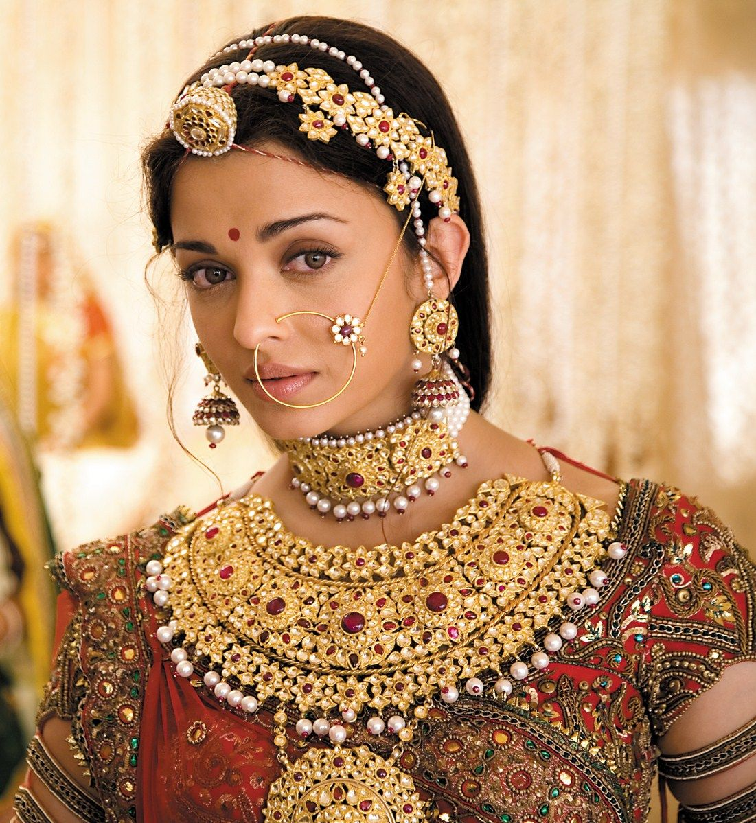 Image result for jodha akbar jewelry