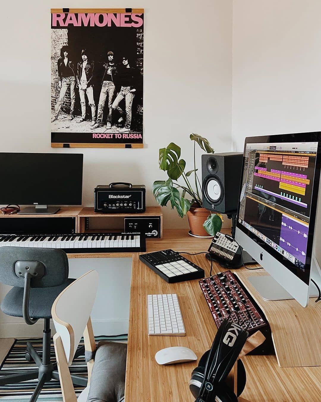 "For most of us, our studio is our temple.   It's where ""the magic happens"", and many of us have our own personal routines and even rituals about how our setup should be optimized.   With that in mind, here are 6 tips from top producers around the world on how to optimize your studio setup for productivity, creativity and more."
