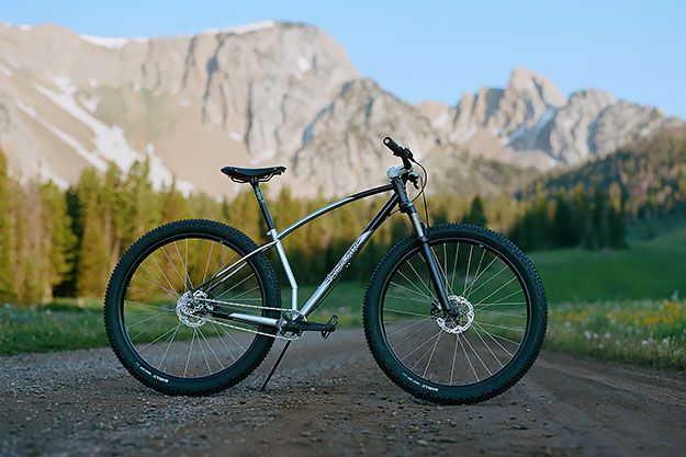 Sklar Bikes\' 29+ is a good example of Adam\'s work: solid simple and ...
