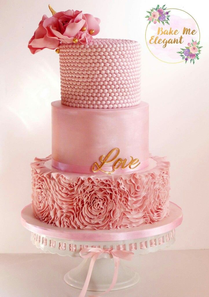 Pin By Debra Lawson On Female Birthday Cakes In 2019