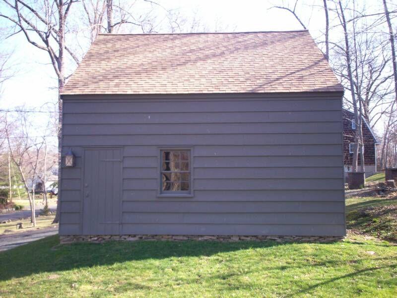 Best New Garage On Dry Laid Fieldstone Foundation Historic 400 x 300