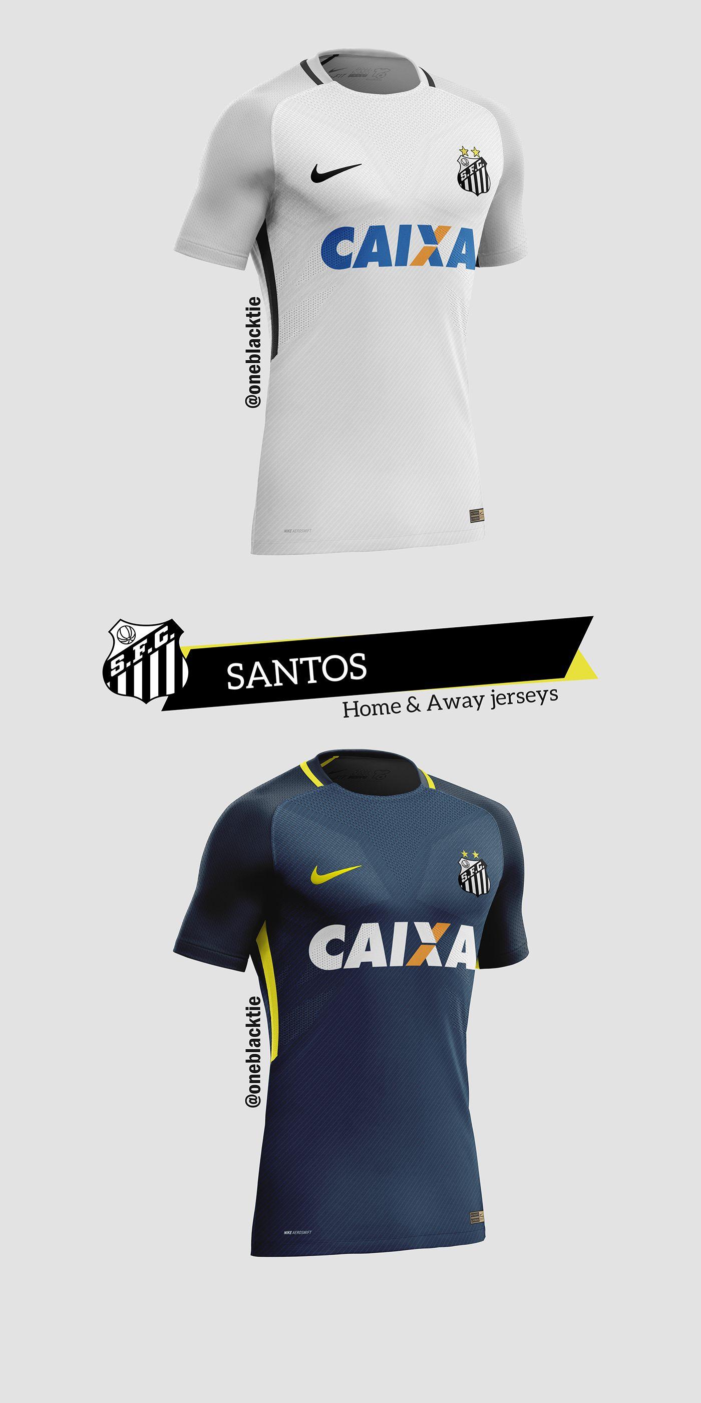 Nike Brasileirão Série A 2017 Concept Jerseys Conjuntos Deportivos bd479161295fe