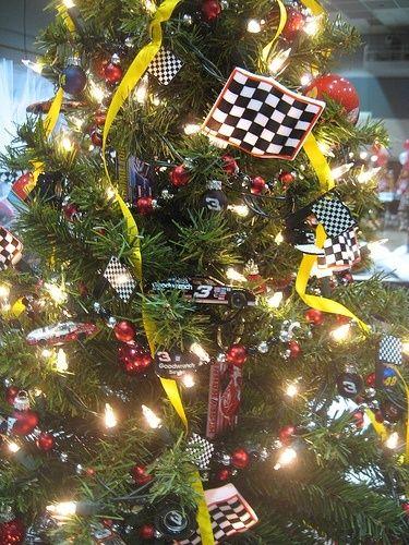 THE NASCAR RACE EXPERIENCE! - THE NASCAR RACE EXPERIENCE NASCAR Nascar, Christmas, Christmas Tree