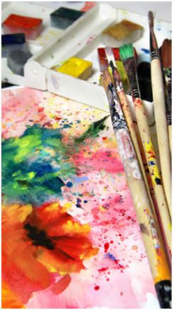 Learn All Of The Basics Of Watercolor Painting Enjoy Free Lessons