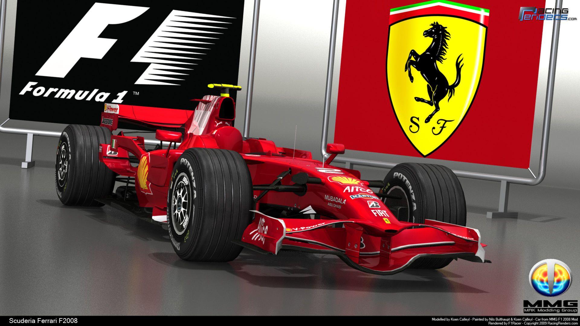 Ferrari F1 Car Ferrari Fans Club Races, Rallies and