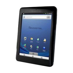 Pandigital Star 2GB 7-Inch Android Tablet and Color eReader R70B200 (Black) - Factory Remanufactured and Warrantied --- http://www.amazon.com/Pandigital-7-Inch-Android-eReader-R70B200/dp/B004A8QT9O/?tag=zaheerbabarco-20