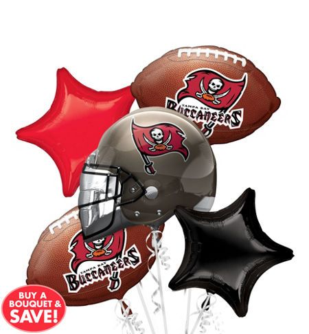 Nfl Tampa Bay Buccaneers Party Supplies Party City Tampa Bay Buccaneers Buccaneers Football Tampa Bay Football