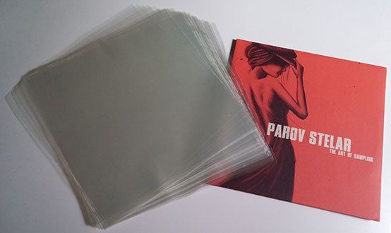 Outer Vinyl Record Plastic Sleeves Cover 12 Lp Clear Plastic Vinyl Records Vinyl Cover