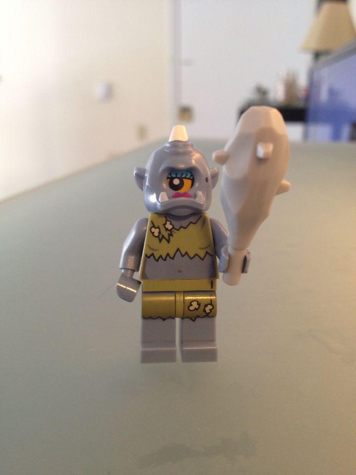 Series 13: female cyclops