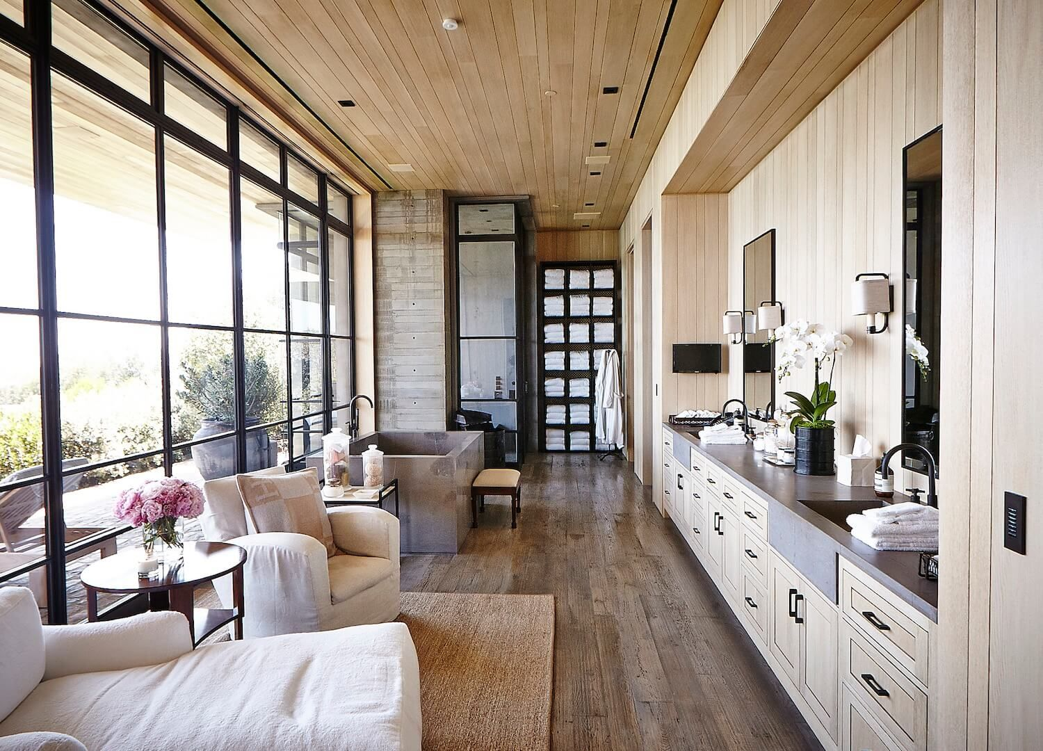 A Modern Makeover in Malibu by Denise