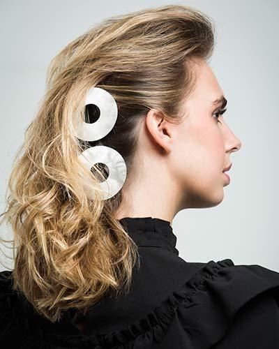 Impresionante peinados para cenas Imagen de estilo de color de pelo - Manual peinados de fiesta (perfectos para las cenas de ...