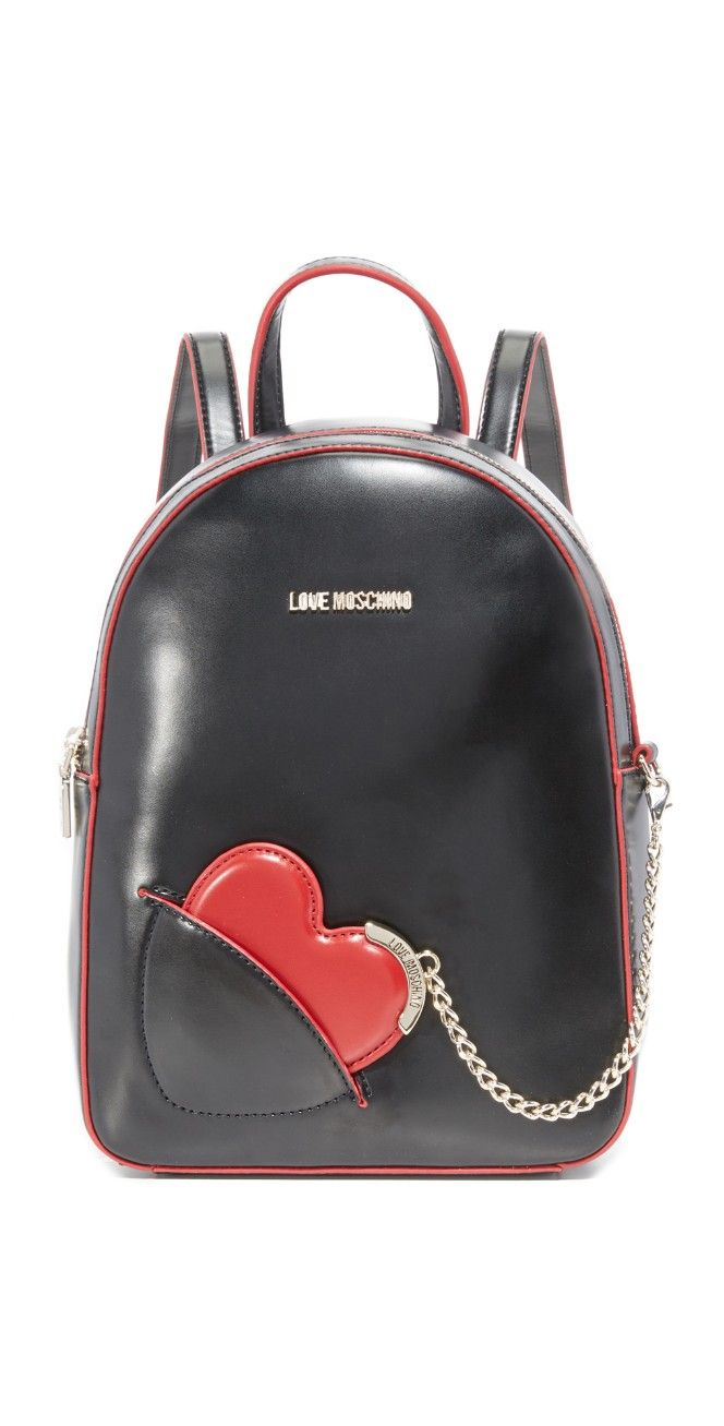 Bolso Pinterest Backpacks Backpack Love Moschino En 2018 FYn8Xw