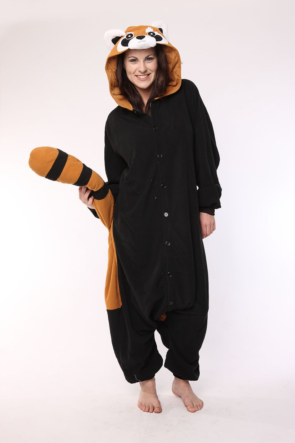 Image of: Kids Red Panda Adult Sazac Kigurumi Onesie Australia Pinterest Red Panda Adult Sazac Kigurumi Onesie Australia We Love Onesies