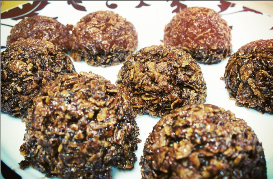 Recipe school chocolate cornflake cakes