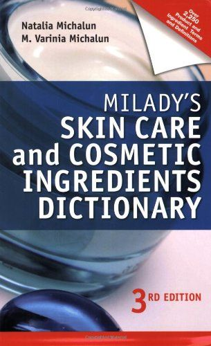 Bestseller Books Online Milady S Skin Care And Cosmetic