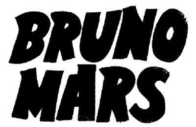 bruno mars logo s zangers zangeressen