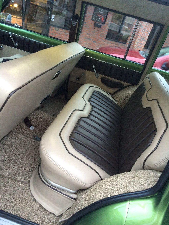 1970 Jeep Wagoneer Jeep Wagoneer Truck Interior Car Interior