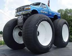 World S Biggest Street Legal Truck Google Search Monster Trucks