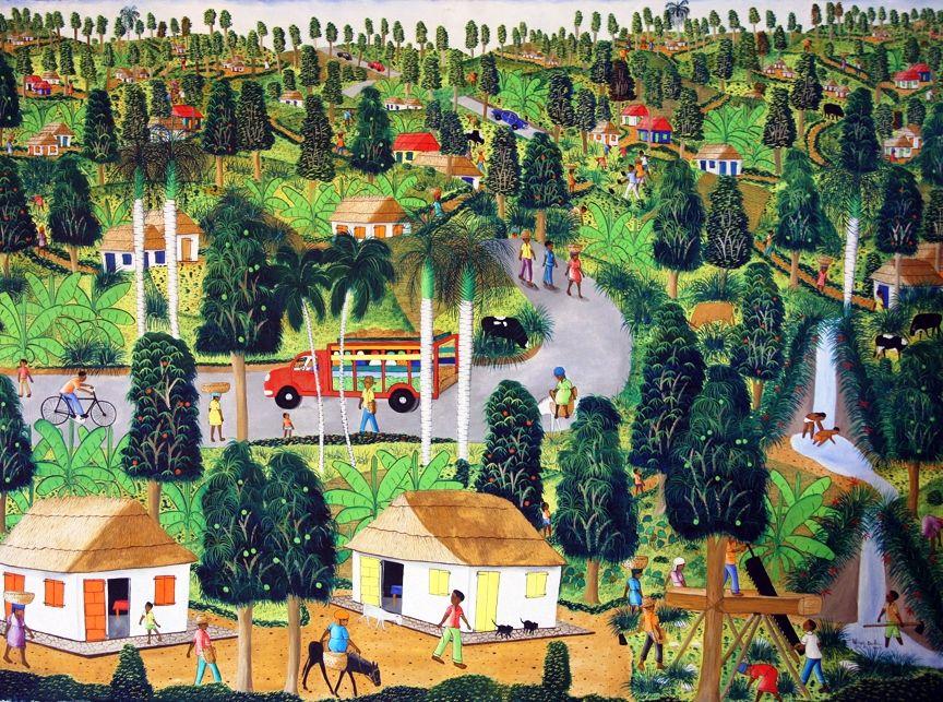 Arte Haitiano