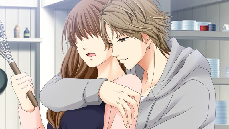 our two bedroom story shusei  anime romantic games
