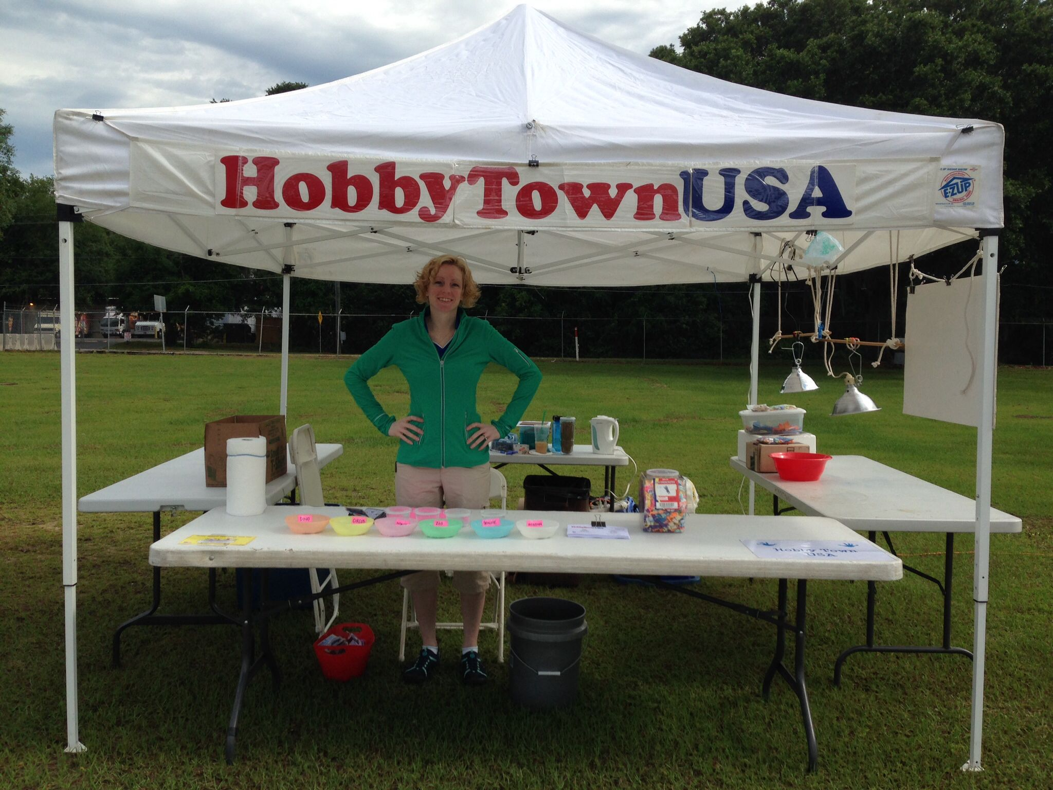 HobbyTown Tallahassee @ Kids Fest. | Events | Pinterest