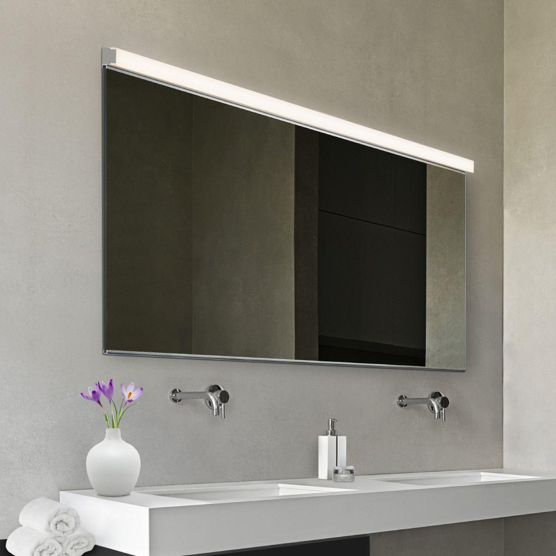 Aswin Slim 1 Light Led Bath Bar Mit Bildern Badezimmerspiegel