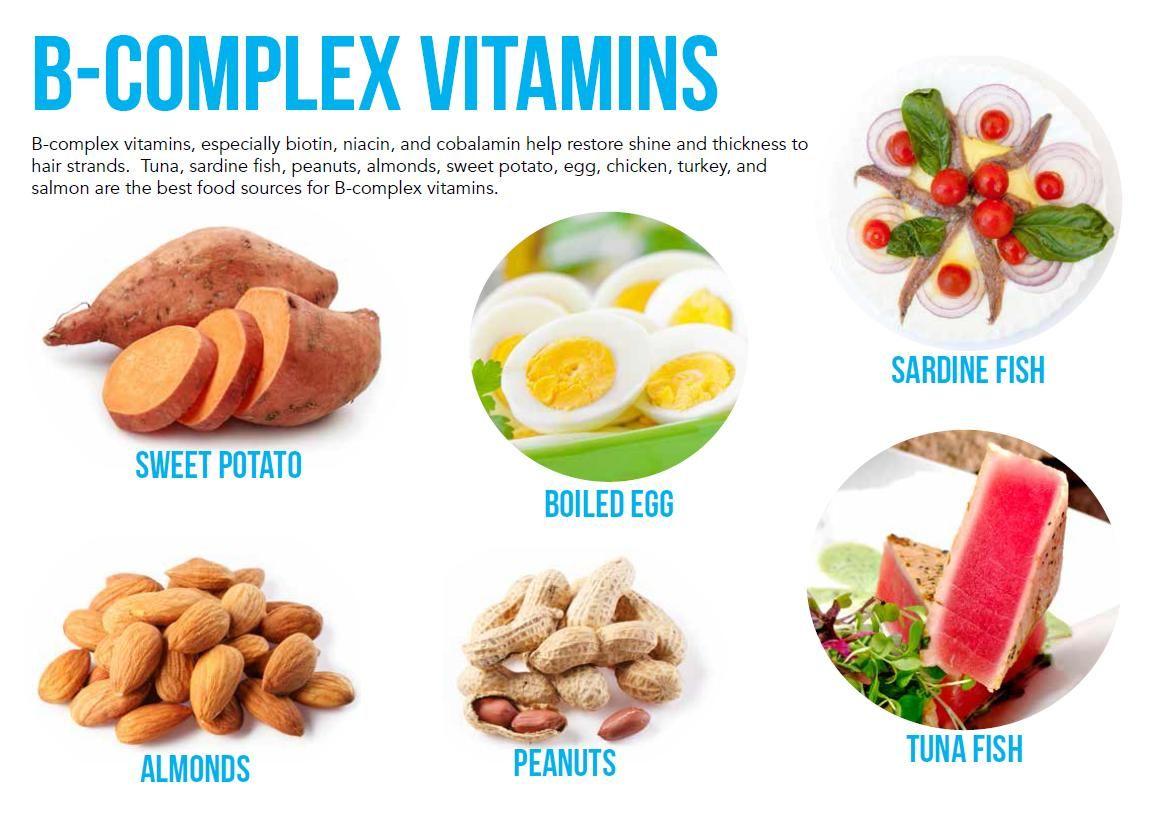 how can vitamin b complex help