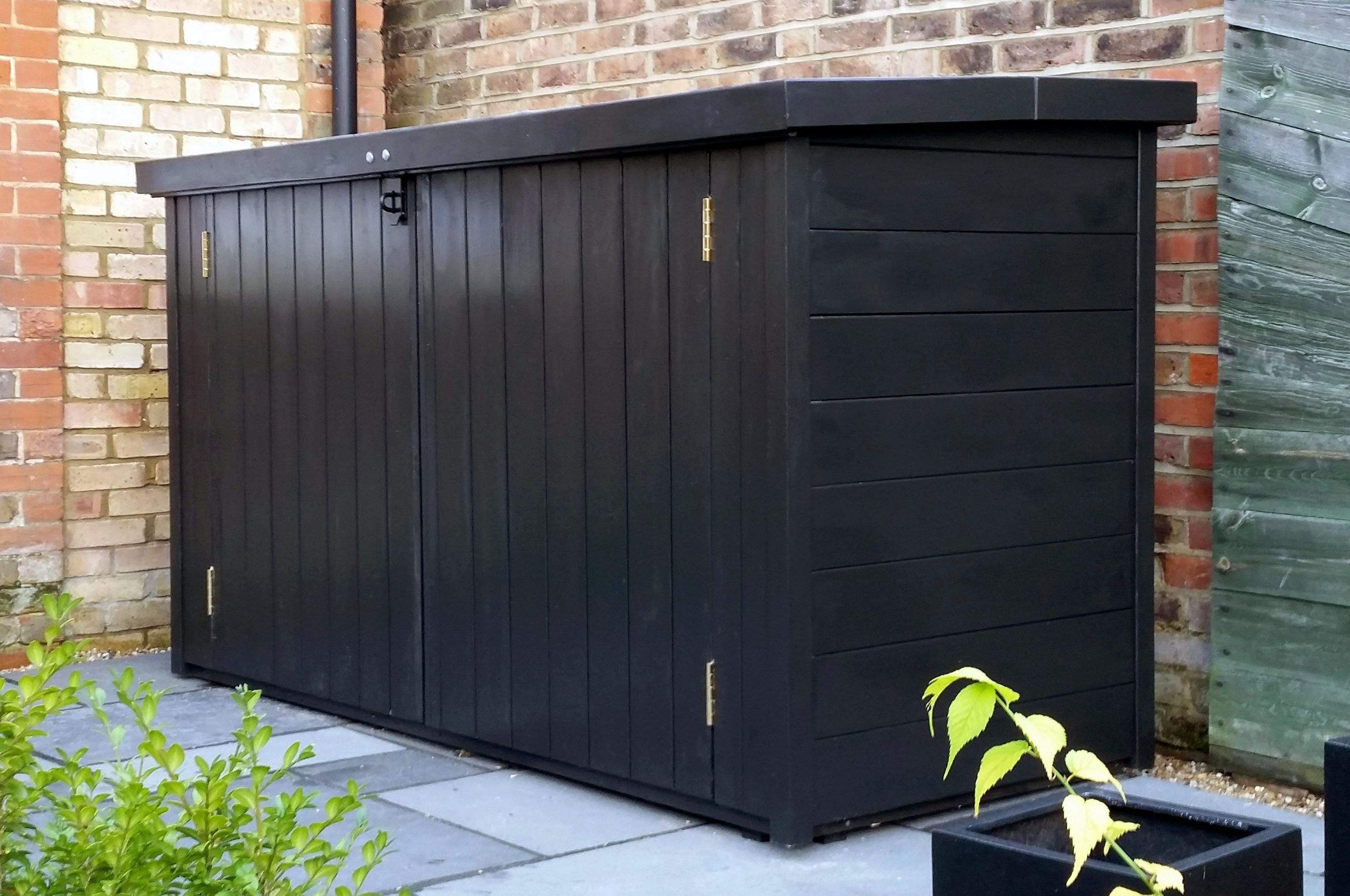 Garden Storage Ideas You Ll Want You D Known About Before Outdoor Bike Storage Garden Storage
