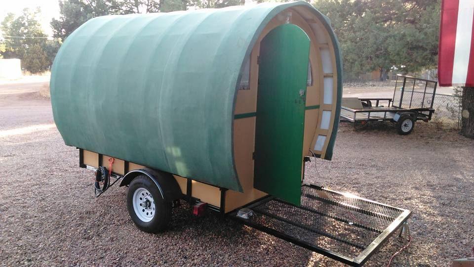 Tiny home, Hobbit house, gypsy wagon, small camper