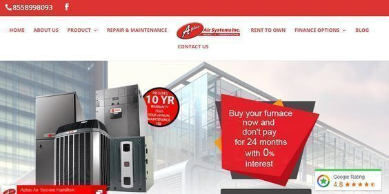 Affordable And Reliable Heating And Cooling Installation And