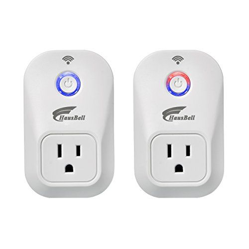 Smart Plug HAUSBELL 701U Wi-Fi Plug Control your Devices from ...