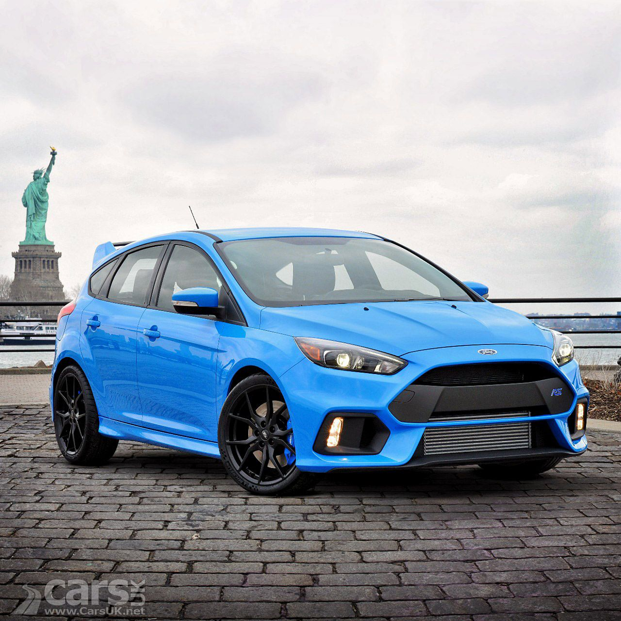 2016 Ford Focus Rs Production Starts In Germany Ford Focus Ford