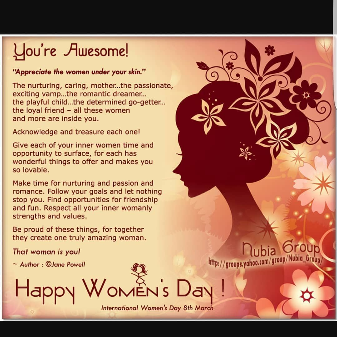 I Celebrate All The Strong Women Out Ther Happy Womens Day Quotes Womens Day Quotes Women S Day Cards