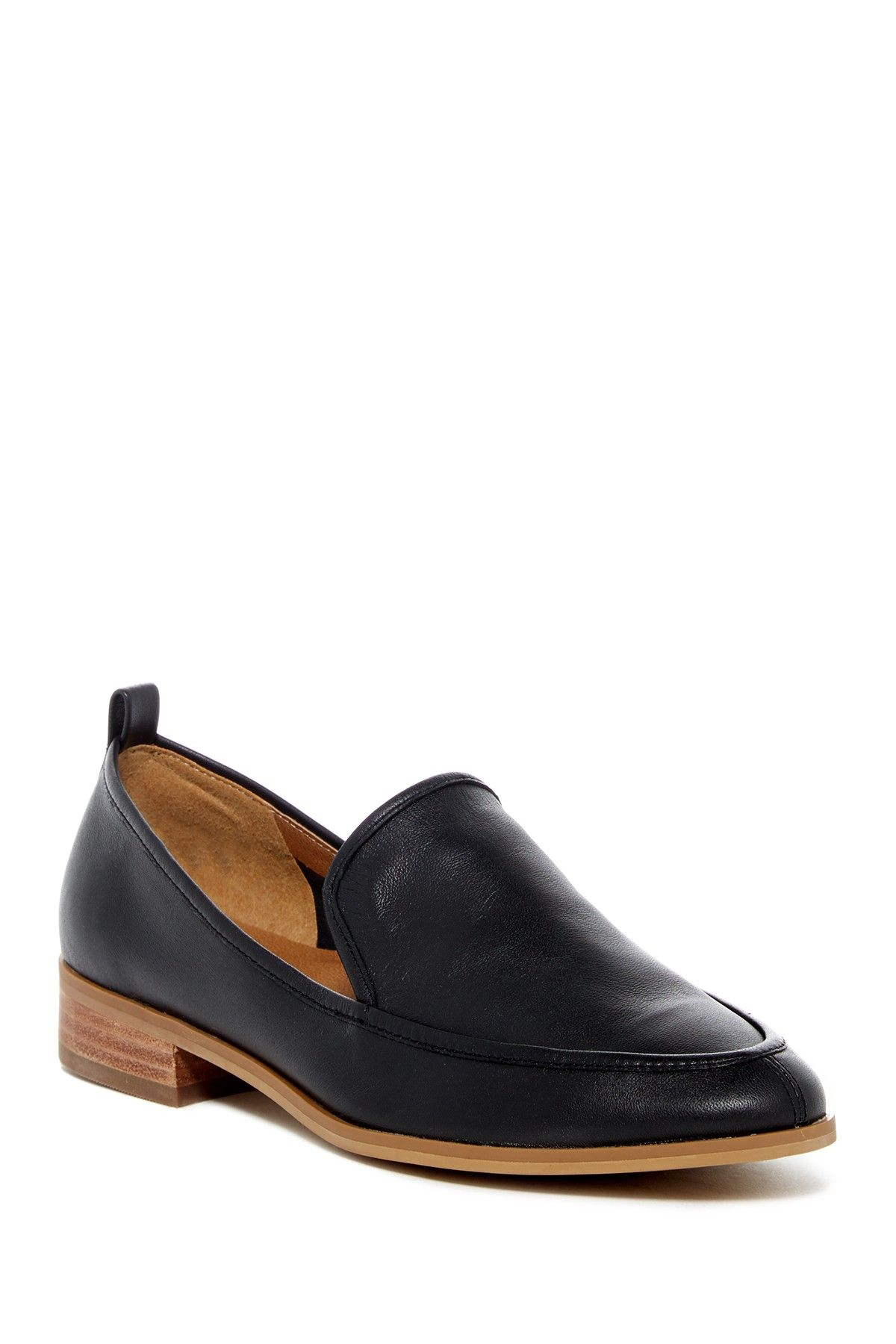 ea466bce94d3 Kellen Almond Toe Loafer - Wide Width Available by SUSINA on  nordstrom rack