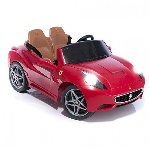 new 2015 limited edition ferrari california 2 seats 12v power wheels ride on toy car