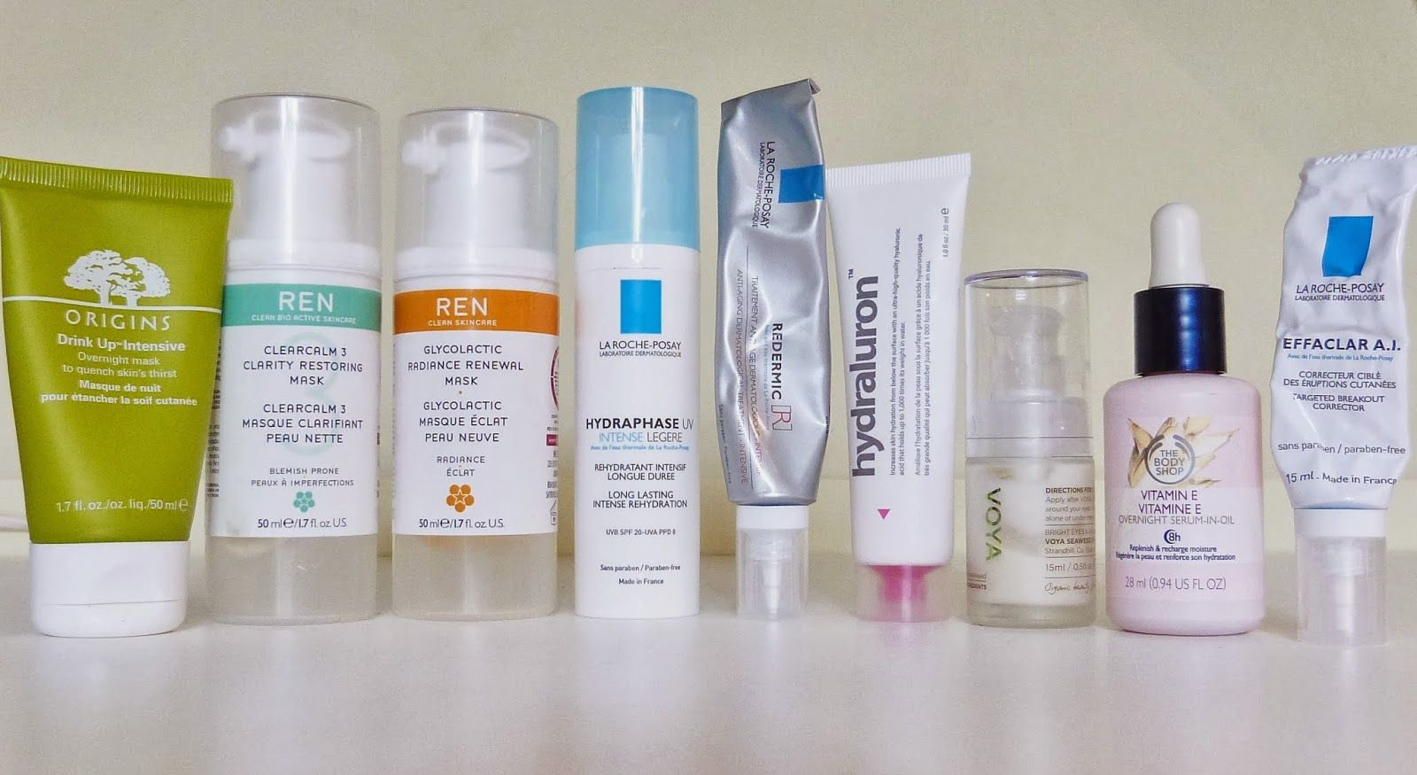 dehydrated acne prone skin