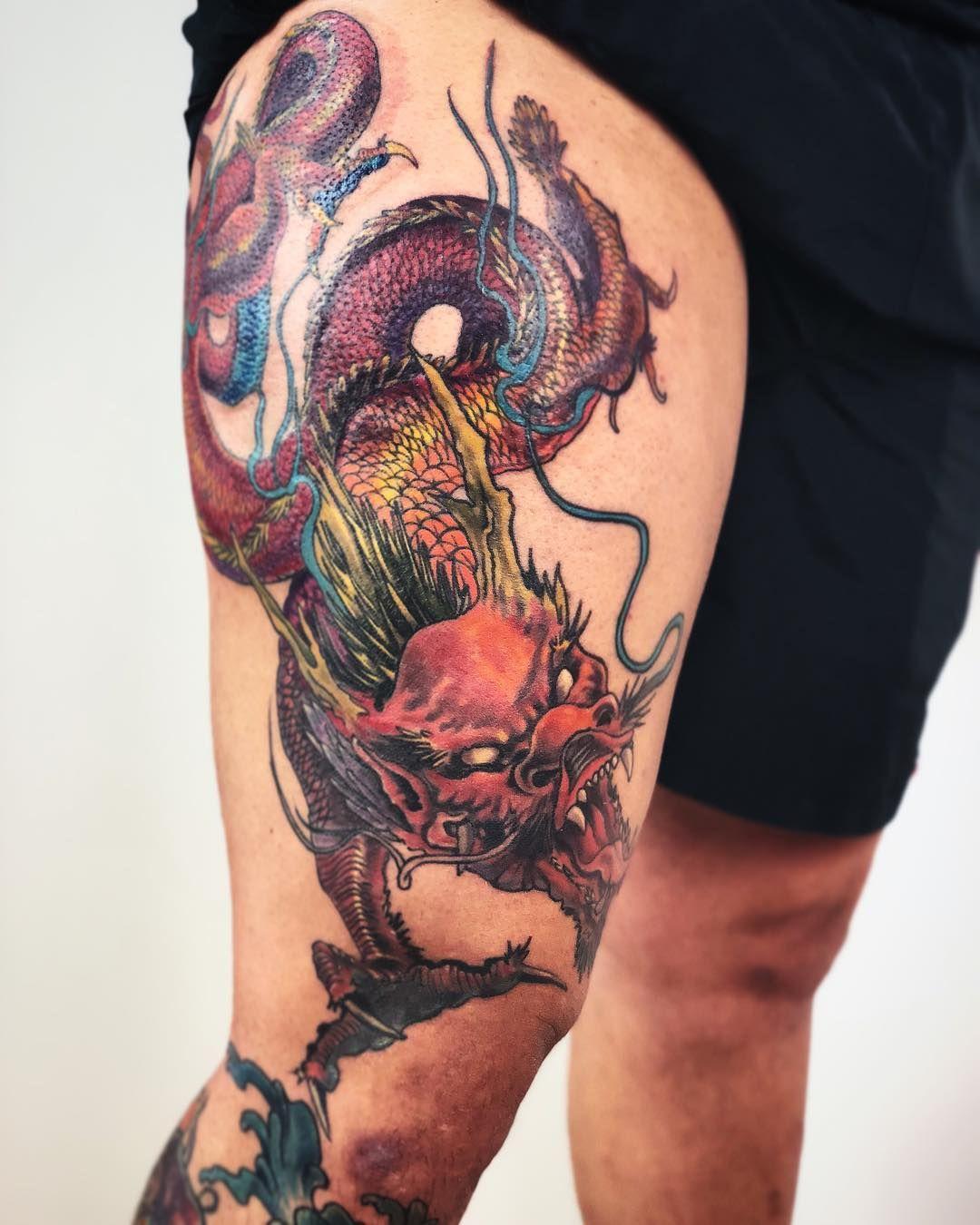 Sanatci Tattoo Artist Erkan Zarif Istanbul Dovme Tattoo