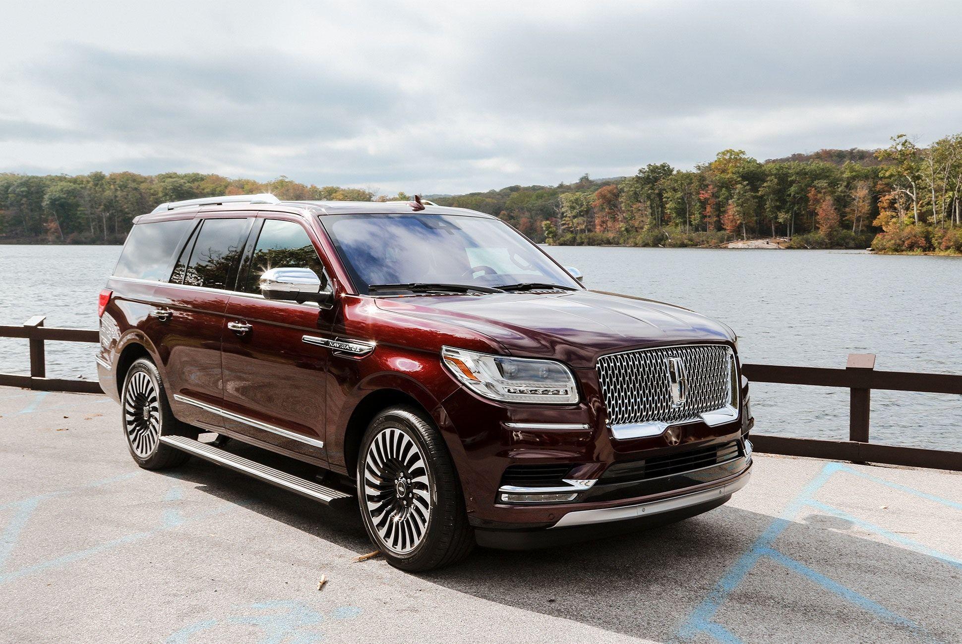 2018 Lincoln Navigator Release Date