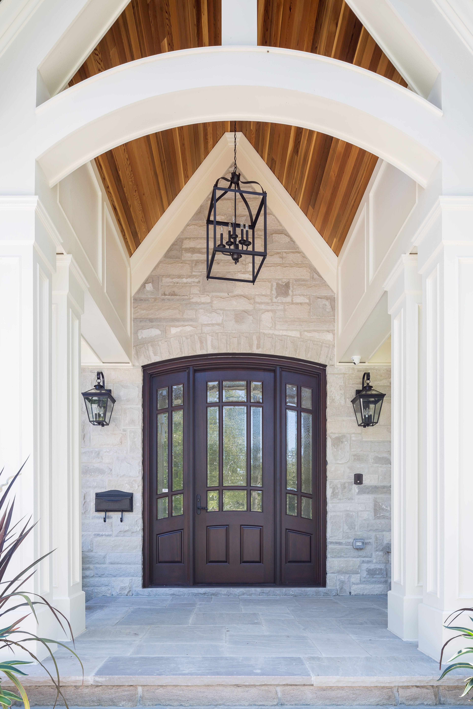 Transitional Craftsman Luxury Home - Prestige Custom Homes - Custom Home Builder Custom Renovations