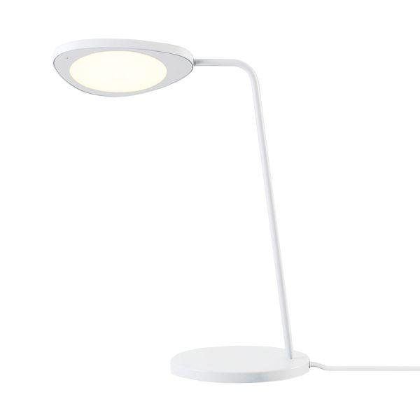 Muuto Leaf Table Lamp White Leaf Table Table Lamp Lamp