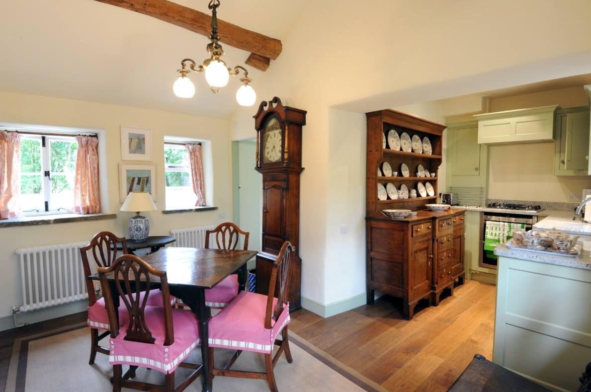 Conservation of Devonshire cottages