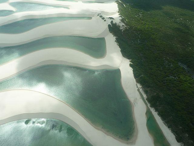 The Flooded Desert From Lençóis Maranhenses National Park | The Sneerkat Chronicles