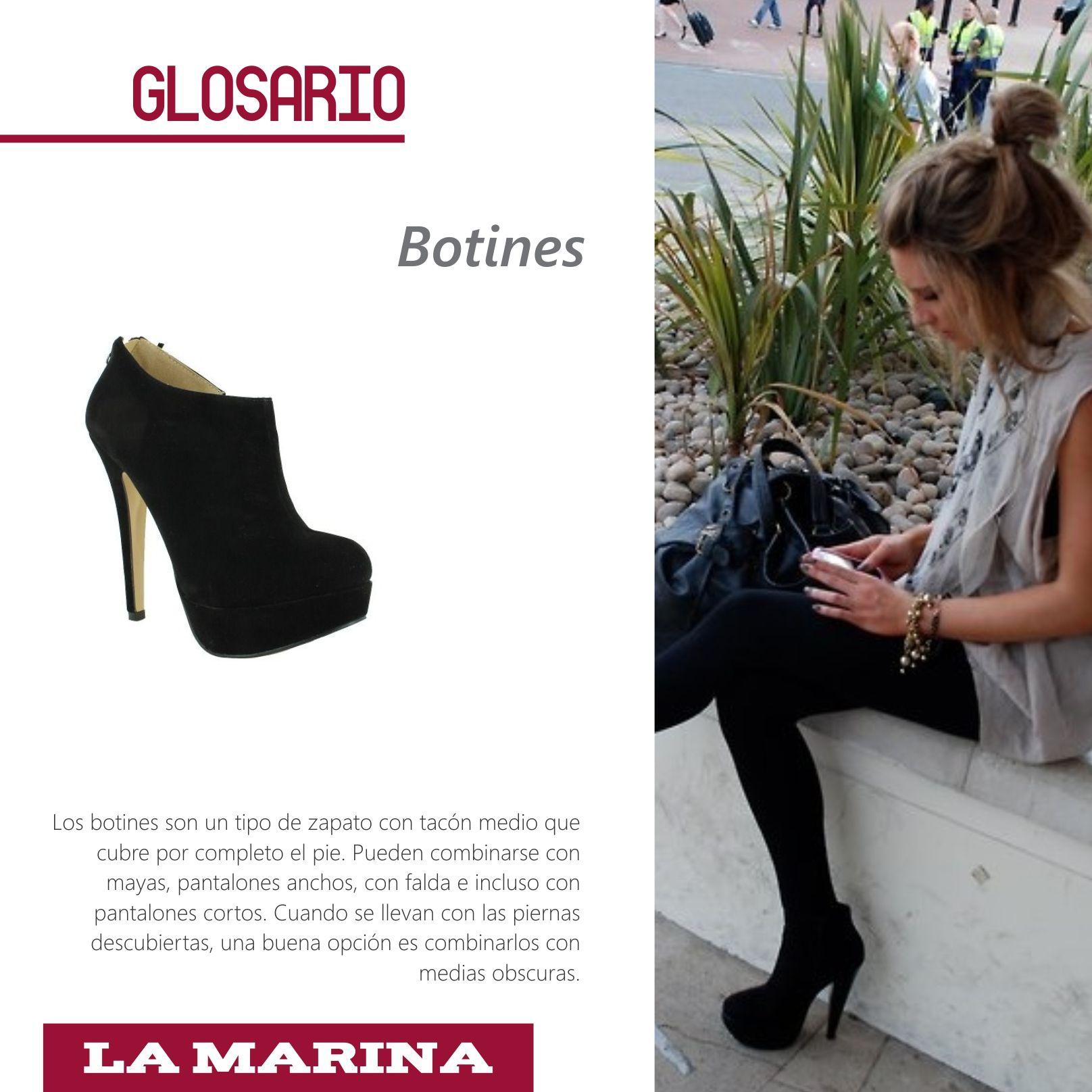 #botines #glosario #fashion