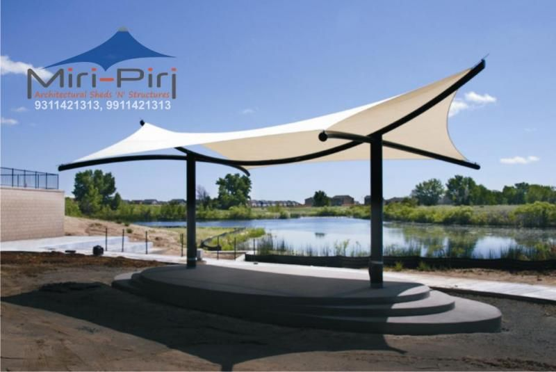 We offer a wide collection of tensile gazebos ranging from gazebos made of fabric to wooden & We offer a wide collection of tensile gazebos ranging from gazebos ...